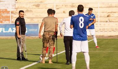 Divizionun açılış oyununda topa ilk zərbəni qazilər vurdu -