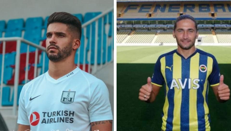 """""""Fənərbaxça""""nın yeni transferi """"Neftçi""""nin müdafiəçisindən mesaj aldı - FOTO"""