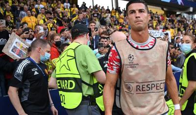 Ronaldo formasını bu qadına niyə hədiyyə etdi? -