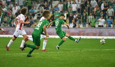 """Namiq """"Bursaspor""""da BOMBA kimi """"partladı"""", iki dəfə…"""