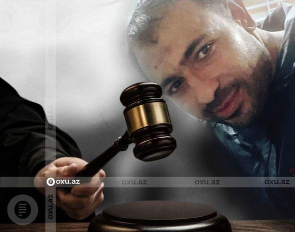 Maşınla piyadanı öldürən azərbaycanlı dünya çempionuna hökm oxundu - FOTO
