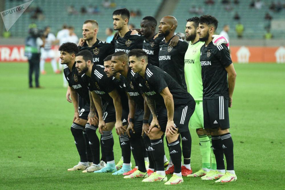 """""""Qarabağ"""" - Konfrans Liqasının üçüncüsü"""