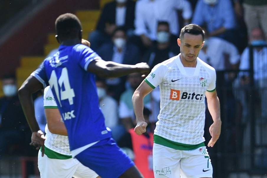 "Namiq ""Bursaspor""a penalti qazandırsa da... VİDEO+FOTOLAR"