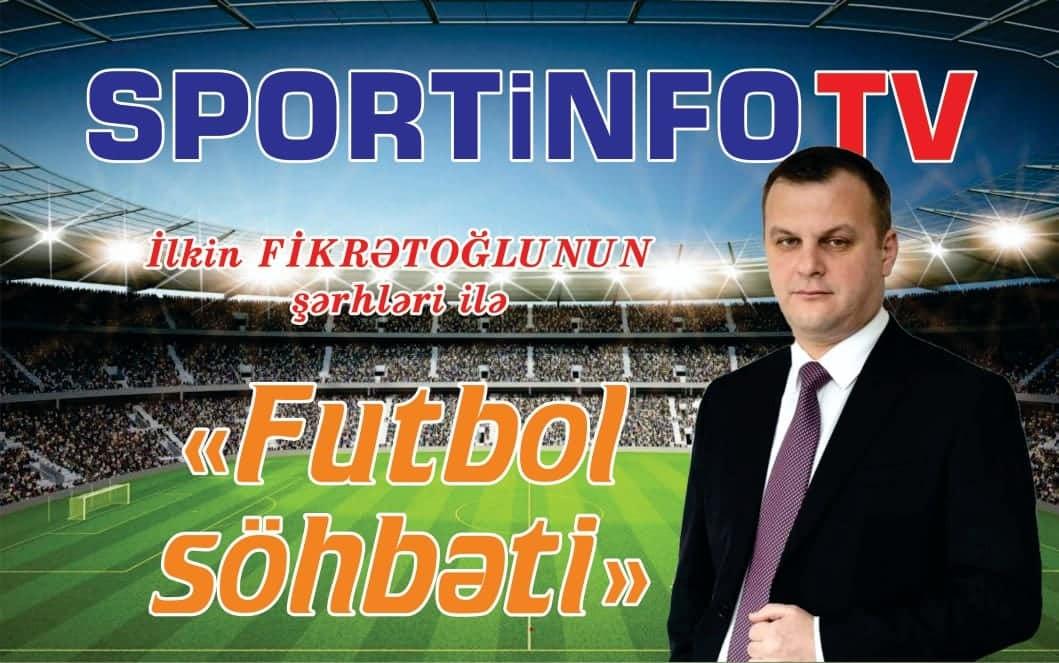 """Gözlər """"Sportinfo TV""""də - """"Youtube"""" kanalına abunə olun!"""