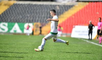 "Namiq ""Bursaspor""a penalti qazandırsa da..."