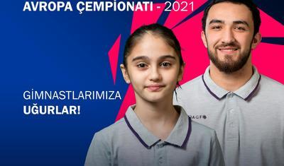 Avropa çempionatında çıxış edəcək azərbaycanlıların adları -