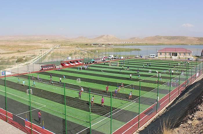 Naxçıvanda Futbol Həftəsi