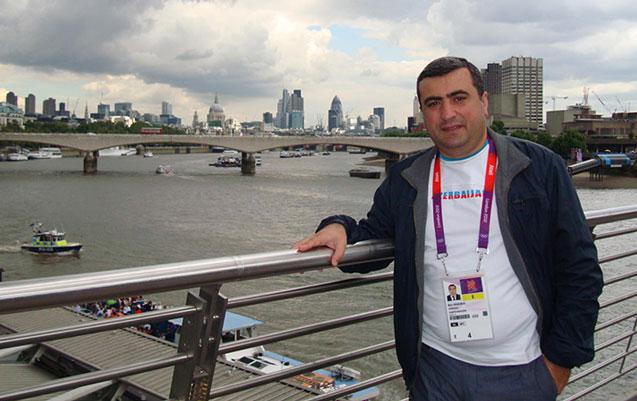 Tanınmış azərbaycanlı idman jurnalistinin son durumu açıqlandı