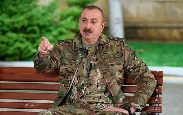 Prezident Ermənistanın ekoloji terrorunda iştirak edən şirkətlərdən danışdı