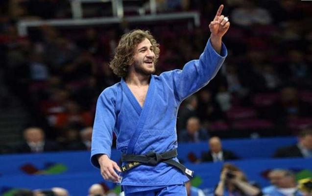 Hidayət Heydərov qızıl medal qazandı - Zaqreb Qran-prisi