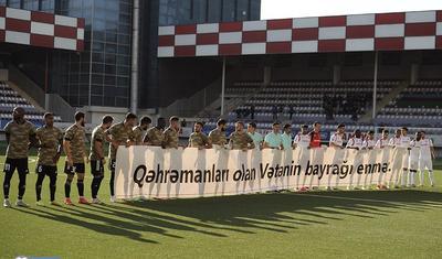 """""""Qarabağ""""ın gözlə(mə)diyi hadisə -"""