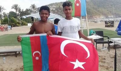 """FOTOLAR: Azərbaycanlı futbolçu """"Alanyaspor""""da! –"""