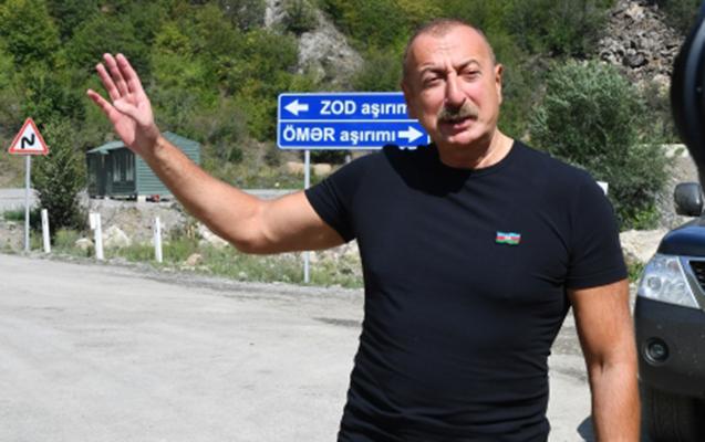 Azərbaycan Prezidenti bir daha Ermənistana xəbərdarlıq etdi