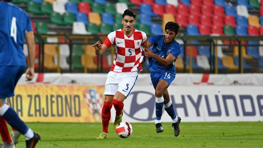 Xorvatlar 24 futbolçu seçdi - Azərbaycanla oyun üçün
