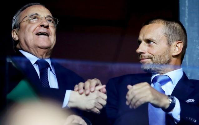"""UEFA """"Barselona"""" və """"Real""""ı bağışladı"""