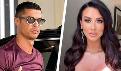 Məşhur futbolçunun keçmiş xanımı Ronaldo ilə sevgili olub? -