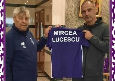 """Azərbaycanlı məşqçi Kiyev """"Dinamo""""suna getdi - FOTO"""