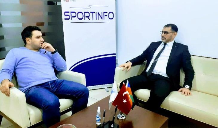 """""""Sportinfo TV""""yə gəldi, """"Neftçi""""dən elə bir açıqlama verdi ki… VİDEO"""
