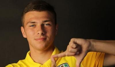 Azərbaycanlı futbolçu ilk qollarını vurdu – Ukraynadan VİDEO